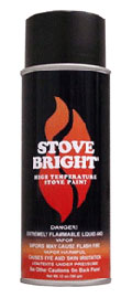Stove Bright® high temp paint